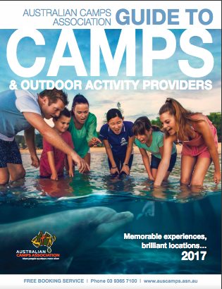 AUstralian Camps Association, Guide to Camps, Tourism Australia, Visit Australia, tourism writer, copywriter geelong, copywriter melbourne