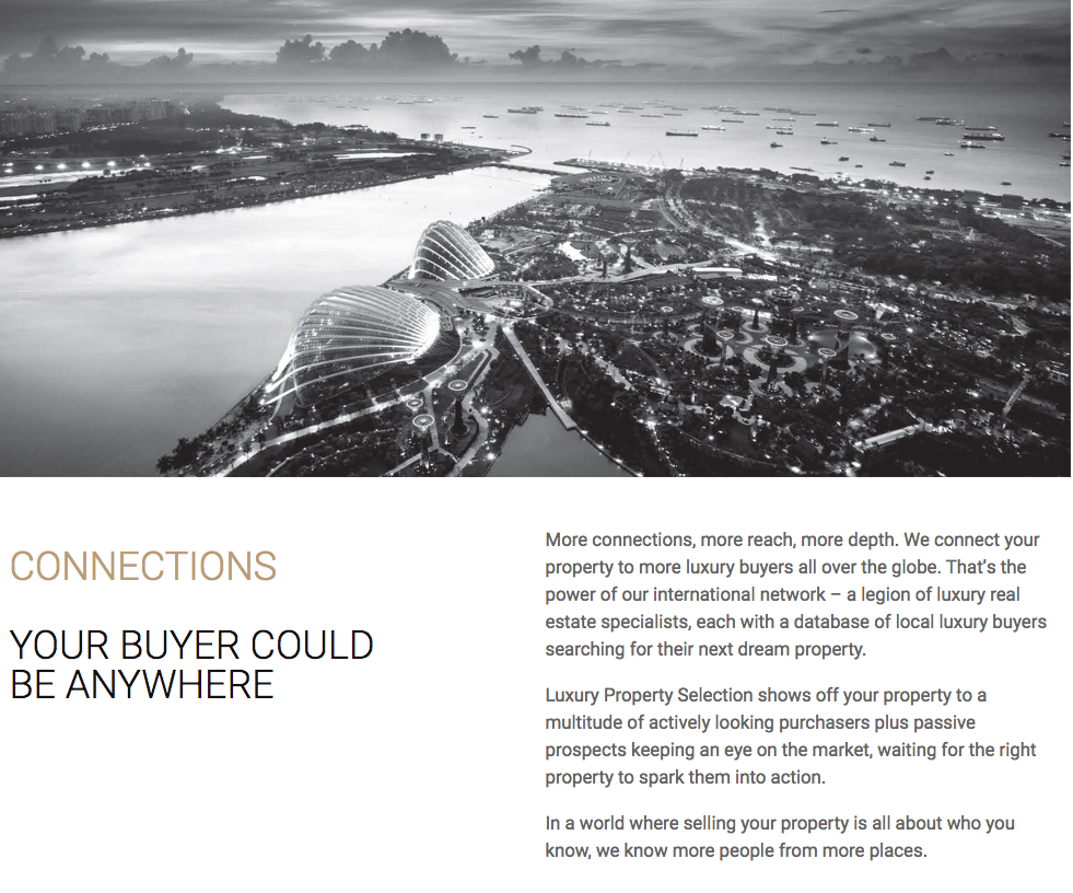 Luxury Property Selection Brand Manifesto