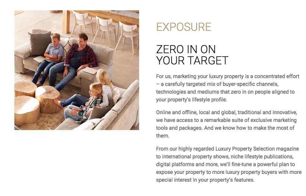 Luxury Property Selection Brand Manifesto